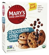 Mary's Gone Crackers - Organic Cookies Chocolate Chip