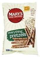 Mary's Gone Crackers - Organic Pretzels Everything -