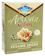 Blue Diamond Growers - Artisan Nut Thins Sesame