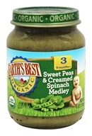 Earth's Best - Organic Baby Food Stage 3