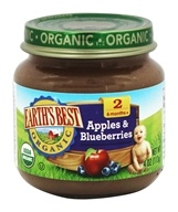 Earth's Best - Organic Baby Food Stage 2