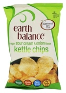 Earth Balance - Gluten Free Kettle Chips Sour