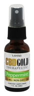Lidtke Technologies - CBD Gold Spray Peppermint -