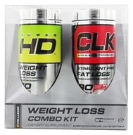 Super HD and CLK Weight Loss Combo Kit