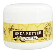 Out Of Africa - 100% Pure Shea Butter