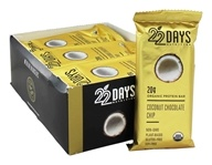 22 Days Nutrition - Organic Protein Bars Box
