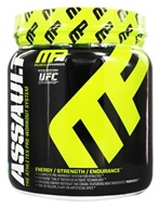 Muscle Pharm - Assault Athlete's Pre-Workout System Blue
