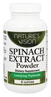 Nature's Vision - Spinach Extract Powder 5 g.