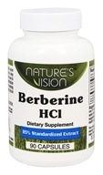 Nature's Vision - Berberine HCl 400 mg. -