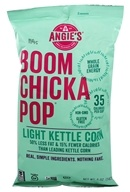 Angie's - Boom Chicka Pop Popcorn Lightly Sweet