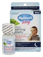 Baby Nighttime Teething Tablets