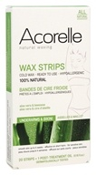 Acorelle - Wax Strips for Underarms & Bikini