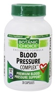 Botanic Choice - Blood Pressure Complex - 30