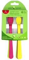 Green Sprouts - Sprout Ware Infant Spoons Pink