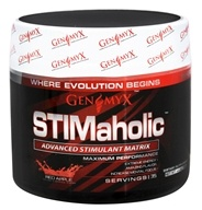 Genomyx - STIMaholic Red Apple - 4.4 oz.