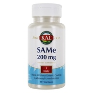 Kal - SAMe Stabilized Active 200 mg. -