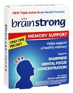 Amerifit Brands - BrainStrong Memory Support - 30