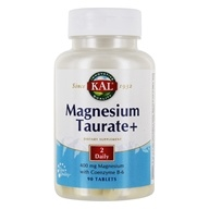Kal - Magnesium Taurate+ - 90 Tablets