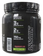 Muscle Pharm - Assault Black Pre-Workout Powerhouse Strawberry