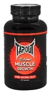 TapouT Muscle - Extreme Muscle Growth Pre-Workout -