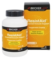Bricker Labs - ResistAid - 60 Tablets