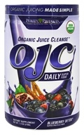 Purity Products - Organic Juice Cleanse Blueberry Detox