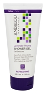 Andalou Naturals - Refreshing Shower Gel Lavender Thyme