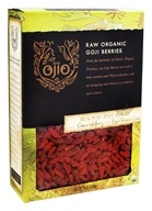 Ojio - Organic Raw Goji Berries - 16