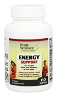 Pure Science International - Energy Support - 60