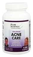 Pure Science International - Clear Beauty Acne Care