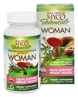 Fungi Perfecti - Host Defense MycoBotanicals Woman -