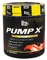 Lecheek Nutrition - Pump X3 Fruit Punch -