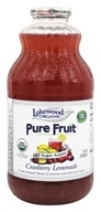 Lakewood - Organic Cranberry Lemonade Juice Blend -