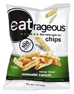 Eatrageous - Gluten Free Chips Wasabi Ranch -