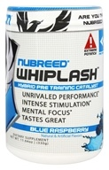 Nubreed Nutrition - Whiplash Blue Raspberry - 11.64