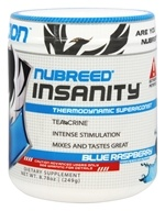Nubreed Nutrition - Insanity Thermodynamic Superagonist Powder