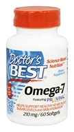 Doctor's Best - Omega-7 Featuring Provinal 210 mg.