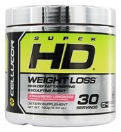 Cellucor - Super HD Weight Loss Strawberry Lemonade
