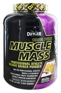 Cutler Nutrition - 100% Pure Muscle Mass Chocolate