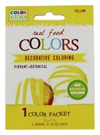 ColorKitchen - Real Food Decorative Coloring Yellow -