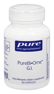 Pure Encapsulations - PureBi-Ome G.I. - 60 Vegetarian