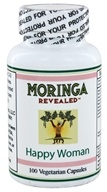Moringa Revealed - Happy Woman - 100 Vegetarian
