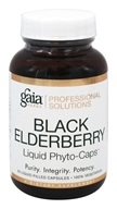 Gaia Herbs Professional - Black Elderberry 1150 mg.