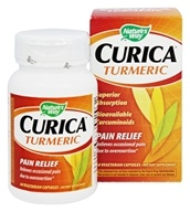 Nature's Way - Curica Turmeric - 60 Vegetarian