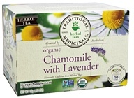 Traditional Medicinals - Organic Chamomile with Lavender Tea