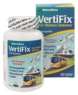 VertiFix Homeopathic for Motion Sickness