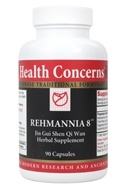 Health Concerns - Rehmannia 8 - 90 Tablets