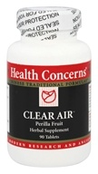 Health Concerns - Clear Air - 90 Tablet(s)