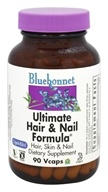 Bluebonnet Nutrition - Ultimate Hair & Nail Formula