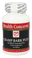 Health Concerns - Cramp Bark Plus - 90